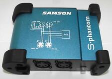 More details for samson s phantom mini 48-volt phantom power supply