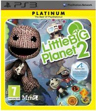 LITTLE BIG PLANET 2 PS3 KIDS GAME Platinum REGION FREE