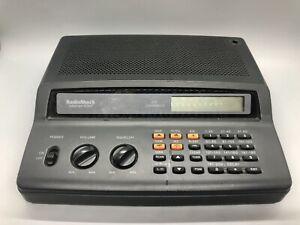 Radio Shack Pro-2018 200 Chanel Desktop Scanner 20-424, Weather Alert