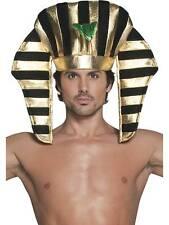COPRICAPO FARAONE Cappello Carnevale Egitto Travestimento Accessori 115 30284