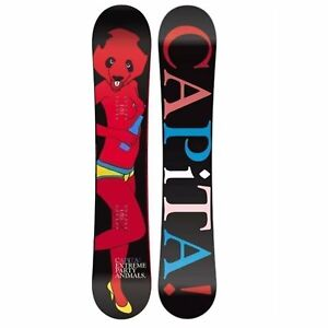Capita Stairmaster Extreme Party Panda 156 2021 Limit Edition Snowboard New