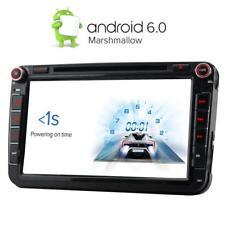 "8"" Android 6.0 DVD GPS für SEAT Altea Leon Toledo Altea XL VW Scirocco Polo Golf"