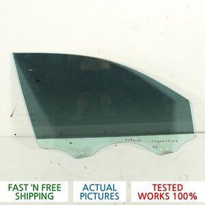 04 05 06 VOLKSWAGEN TOUAREG 3.2L FRONT RIGHT PASSENGER DOOR WINDOW GLASS OEM 80k