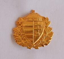 Hungary, Cap badge for Officers, visor hat