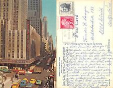 USA New York - New York - Radio City Music Hall WITH TAXI AND TROLLEY (A-L 634)
