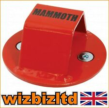 Motorcycle and Scooter Security Mammoth Junior Bolt-In Ground Anchor GRD005