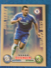 Topps Match Attax Card - John Terry - Chelsea - Club Captain - Red Back