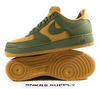 Nike Air force 1 By You ID Olive Green Ochre Men's Shoes Size 12.5 [CT7875-994]