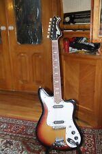 MUSIMA DE LUXE 25 JAZZMASTER JAGUAR  Vintage Electric Guitar Soviet 1971 year