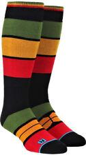 Calcetines De Hombre Stance Multicolor Snowboard Calcetines Acrílico Medio