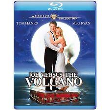 Joe vs Versus the Volcano 1990 (Blu-ray) Tom Hanks, Meg Ryan, Lloyd Bridges New