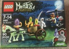 "LEGO - Monster Fighters ""The Mummy"" SET 9462 90pcs. This Retired Set Is Spooky."