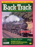BACK TRACK  Magazine - July 2003 - The GWR and the Churchward Legacy