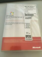 MS Windows Small Business Server 2008 Premium für Fujitsu Server - 7xDVD, 6xKeys