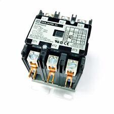 Square D 8910DPA43V02 Contactor, 40FLA 50A Res 3-Pole Open 120V, LF43020