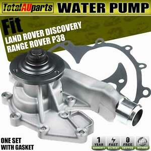 Water Pump for Land Rover Discovery L318 LJ Range Rover P38A 1993-2004 3.9L 4.6L