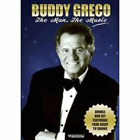 BUDDY GRECO-THE MAN THE MUSIC PLUS LAS VEGAS KONZERT  2 DVD NEU