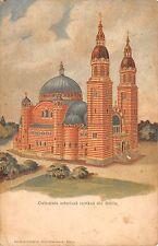 B76812 Romania Sibiu Catedrala ortodoxa 1911   hermannstadt nagyszeben