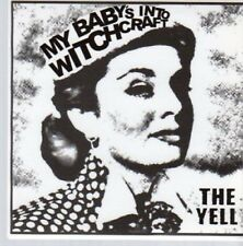 (AU452) The Yell, My Baby's Into Witchcraft - DJ CD