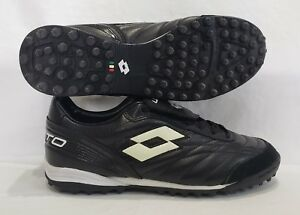 Adult LOTTO SOCCER futbol shoes CLEATS Stadio Classic Turf New In Box