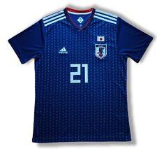 Japan 2018 2019 Home Football Soccer Shirt Jersey Adidas Kit Tシャツ Camiseta