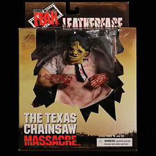 "8"" MEZCO THE TEXAS CHAINSAW MASSACRE LEATHERFACE action figure"