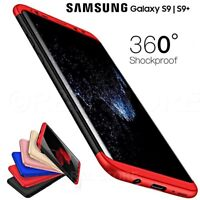 COVER per Samsung S9 / S9 PLUS Fronte Retro 360° ORIGINALE ARMOR CASE Slim