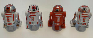 Disney Star Wars 2012 Droid Factory Build A Droid BAD - Red R2 R3 R6 R9