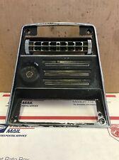 Datsun / Nissan 70 71 72 240Z Temperature Control Bezel With Vent