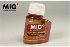 MIG Productions P412 Effets - Light Rust Effects 75ml