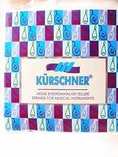 Premium Carbon PVF Strings Set for Arab Oud Arab1 Kurschner