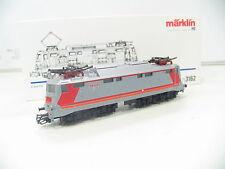 Märklin 3162 E-Lok e 424 rosso/grigio delle FS jl395
