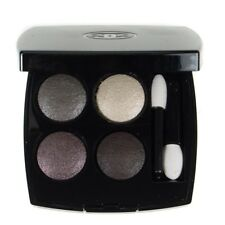 Chanel Les 4 Ombres Eyeshadow Palette 208 Tisse Gabrielle - Grey Brown Neutrals