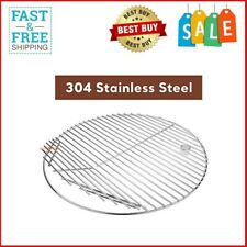 19.5 Inch 304 Round Cooking Grate Cooking Grid for Akorn Kamado Ceramic Grill