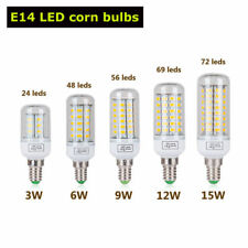 LED Birne E14 E27 SMD Mais Lampe Licht Leuchtmittel Maisbirne Glühbirne 3W-15W