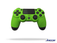 PS4 Custom Wireless Controller (Soft Touch Green)