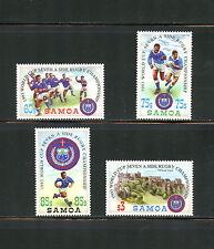 Samoa  1993  #823-6  Rugby sevens  4v.  MNH  G873