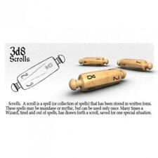 PolyHero Dice: Scrolls d8 (3)