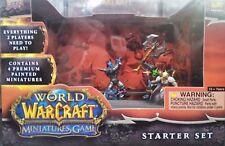 World of Warcraft Miniatures Game Core Set Starter Set WOW