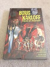 Boris Karloff Tales of Mystery Vol 4 Hardcover Book Dark Horse Archives - Sealed