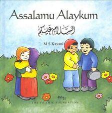 Assalamu Alaykum by M.S Kayani Islamic Muslim Childrens Story Book Gift Ideas
