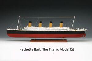 Hachette Build The Titanic Model Kit