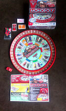 Disney Pixar Cars 2 MONOPOLY. Board Game 2011. Comme neuf condition.