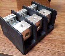 Ilsco Power Distribution Block 175 amps 3 pole PDB162103