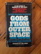 Gods from Outer Space, Erich Von Daniken 1972 Bantam Paperback