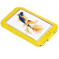 Universale Schutzhüllen in Gelb für Handys