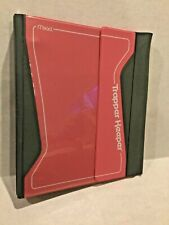 90s Pink Trapper Keeper Notebook 3 Ring Binder School Supply Vintage