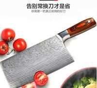 Kitchen Knife Cleaver Butcher Chef Forged Slice Meat Knives Cutlery tool