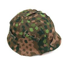Repro WWII German M35 DOT 44 Helmet Cover Camo