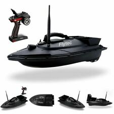 Flytec V500 50cm Fishing Bait RC Boat 500M Remote Fish Finder 5.4km/h Double New